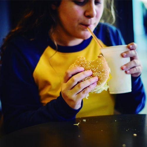 ALERTA: Obesidad en Niños